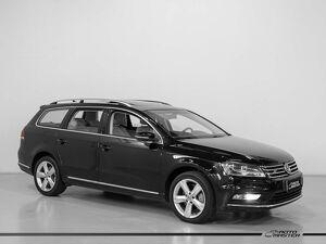Volkswagen Passat Variant 2.0 TSI Preto 2014