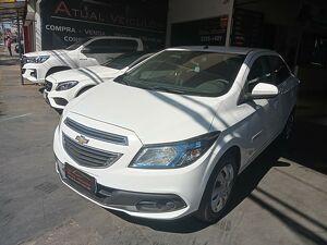 Chevrolet Prisma 1.4 LT 8V Branco 2014