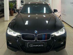 BMW 320i 2.0 M SPORT TURBO Preto 2017