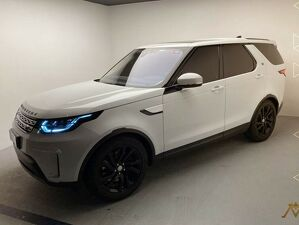 Land Rover Discovery 3.0 HSE TD6 V6 Branco 2017
