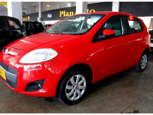 FIAT PALIO 1.0 ATTRACTIVE 8V Vermelho 2013