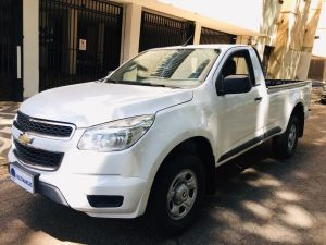 CHEVROLET S10 2.8 LS 16V TURBO Branco 2015