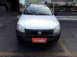 FIAT STRADA CS 1.4 HARD WORKING Branco 2019