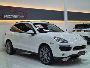 Porsche Cayenne 4.8 S V8 Branco 2014