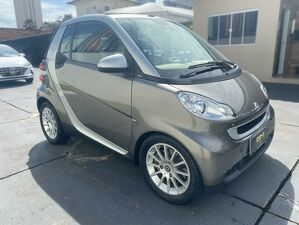 Smart Fortwo 1.0 Passion Cinza 2010
