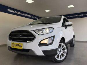 Ford Ecosport 2.0 Direct Titanium Branco 2018