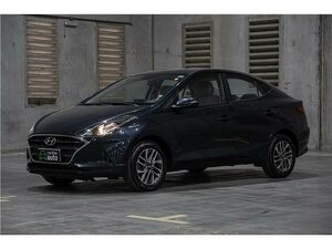 Hyundai HB20S 1.0 TGDi Evolution Azul 2020