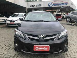 Toyota Corolla 2.0 XRS Preto 2013