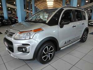Citroën Aircross 1.6 Exclusive Prata 2013