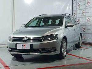 Volkswagen Passat Variant 2.0 TSI Prata 2013