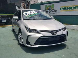 Toyota Corolla 2.0 GLI Prata 2022