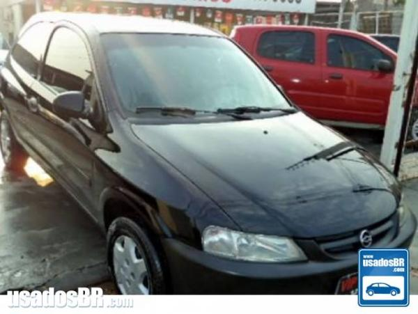 CHEVROLET CELTA 1.0 MPFI VHC 8V GASOLINA 2P MANUAL Preto 2002