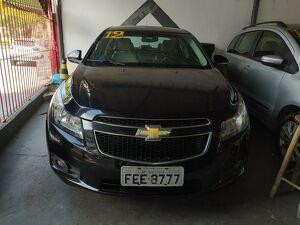 Chevrolet Cruze 1.8 LTZ 16V Preto 2012