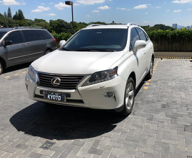 LEXUS RX 350 3.5 V6 AWD Branco 2013