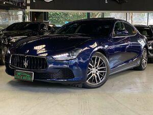 Maserati Ghibli 3.0 V6 Azul 2014