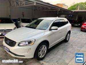 VOLVO XC60 2.0 T5 DYNAMIC FWD TURBO Branco 2014