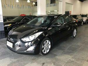 Hyundai Elantra 1.8 GLS Preto 2012
