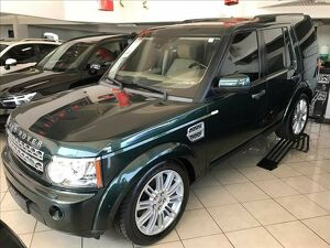 Land Rover Discovery 4 3.0 HSE V6 Verde 2011