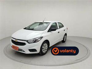 Chevrolet Onix 1.0 Plus Branco 2020