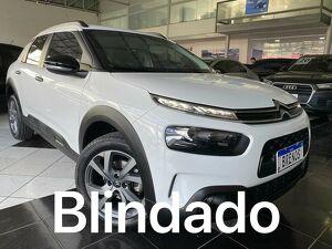 Citroën C4 Cactus 1.6 VTI 120 Feel Branco 2019