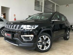Jeep Compass 2.0 Limited Preto 2018