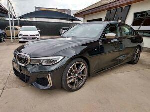 BMW M340i 3.0 Twinpower Xdrive Preto 2021
