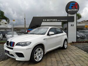 BMW X6 4.4 M Bi-turbo V8 Branco 2012