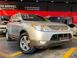 Hyundai Vera Cruz 3.8 GLS 4WD V6 Prata 2011