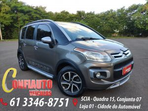 CITROËN AIRCROSS 1.6 EXCLUSIVE Cinza 2011