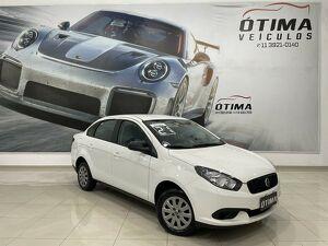 Fiat Siena 1.0 Attractive 8V Branco 2021