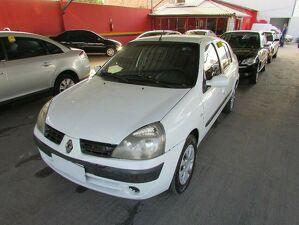 RENAULT CLIO 1.0 AUTHENTIQUE Branco 2006