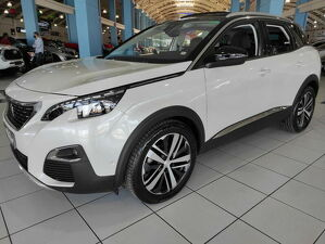 Peugeot 3008 1.6 THP Griffe Pack Branco 2020
