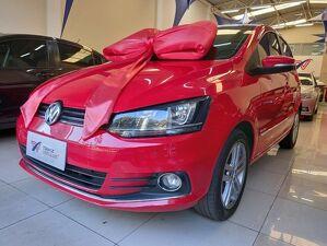 Volkswagen Fox 1.6 Highline Vermelho 2015