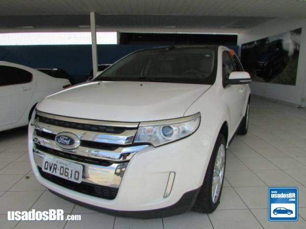 Foto do carro FORD EDGE 3.5 LIMITED AWD V6 24V GASOLINA 4P AUTOMÁTICO Branco 2013