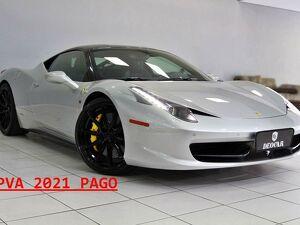 Ferrari 458 Italia 4.5 Prata 2015