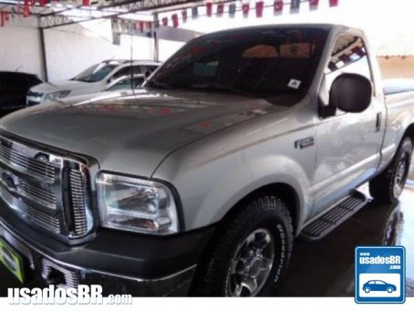 Foto do veiculo FORD F-250 4.2 XLT Prata 2006