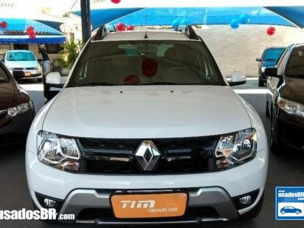 Foto do veiculo RENAULT DUSTER 2.0 DYNAMIQUE Branco 2016