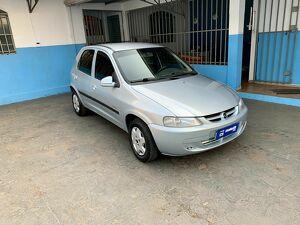 Chevrolet Celta 1.0 Life 8V Prata 2006