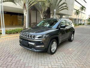 Jeep Compass 1.3 T270 Turbo Sport Cinza 2022