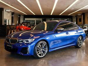 BMW M340i 3.0 First Edition Xdrive Azul 2021
