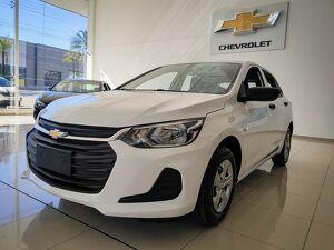 Chevrolet Onix 1.0 Branco 2022