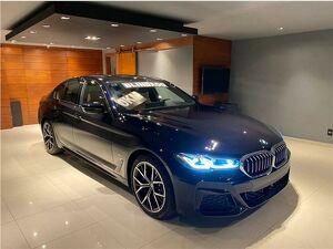 BMW 530e 2.0 Twinpower Híbrido M Sport Preto 2021