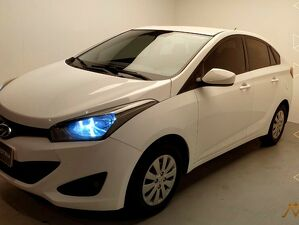Hyundai HB20 1.0 Comfort Branco 2014