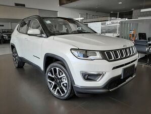 Jeep Compass 2.0 Limited Branco 2021