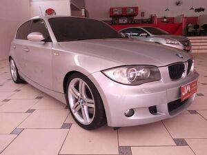 BMW 130i 3.0 Sport Prata 2009