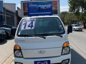 Hyundai HR 2.5 TCI HD Bau Branco 2014