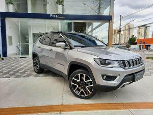 Jeep Compass 2.0 Limited Prata 2020