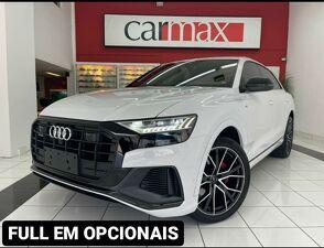 Audi Q8 3.0 TFSI Performance Black Quattro Branco 2020