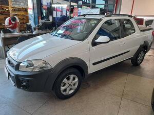 Fiat Strada CD 1.4 Hard Working Branco 2018