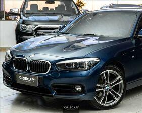 BMW 120i 2.0 Sport GP Azul 2019